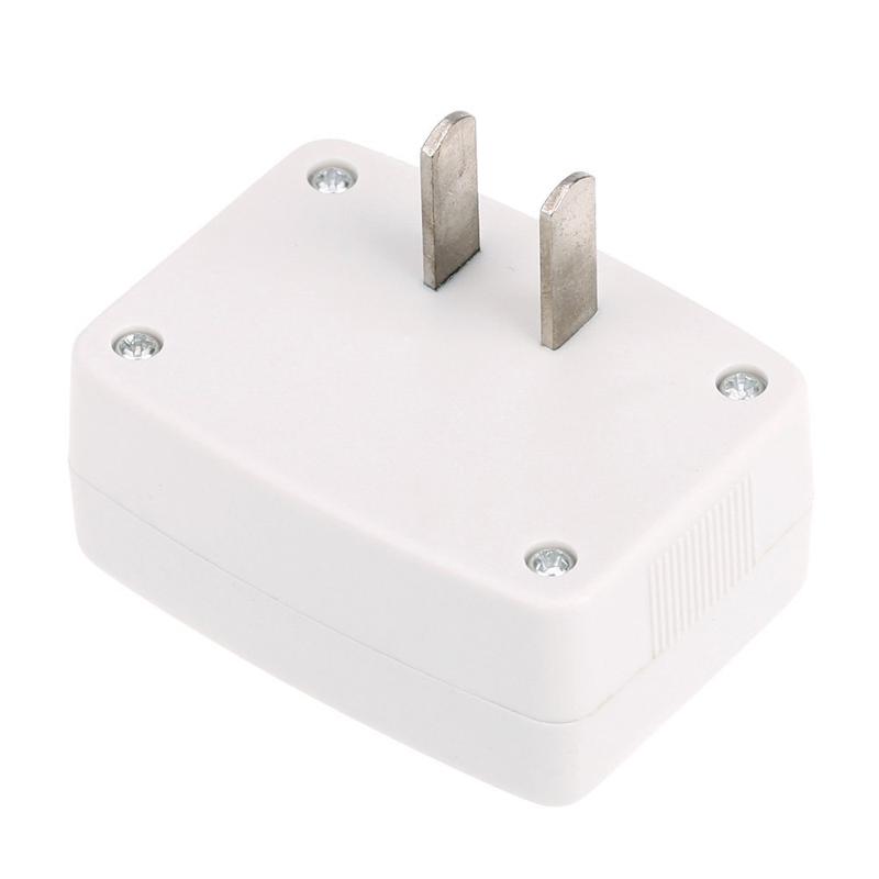DM 55 - 1 AC 80 - 300 V LCD digital voltmeter US plug - in electric pen met X7H3 7