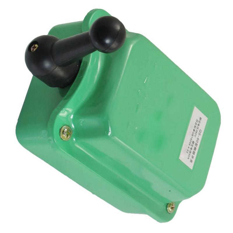 2x Ac 380v 60a Forward Stop Reverse Motor Cam Starter
