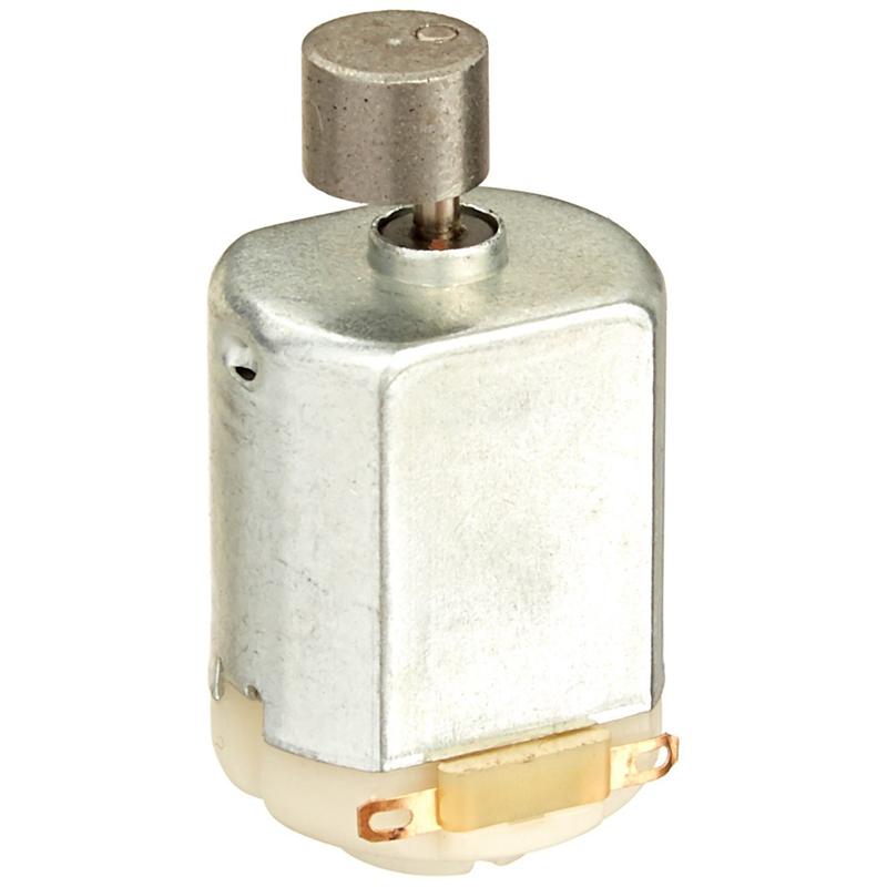 1X(3pzs Motor de juguetes electricos vibrado de vibracion mini DC 1.5-6V 18Q5S2)