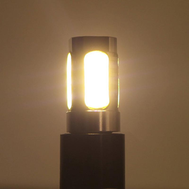 2X-G4-5W-LED-Ampoule-de-Lampe-de-Mais-en-Aluminium-Cobs-360-Blanc-Chaud-12-H8R9 miniature 4