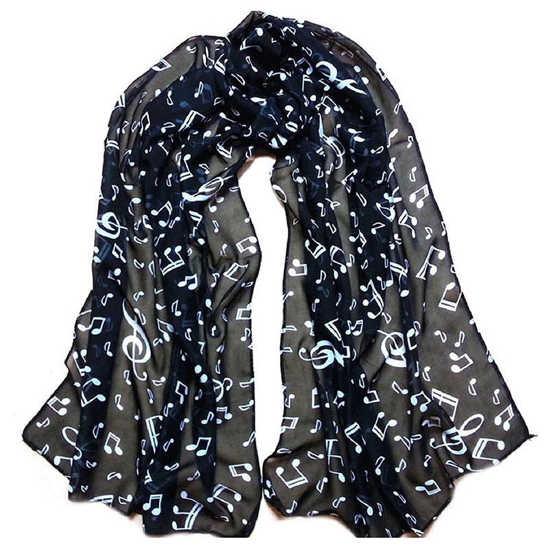 nuovo design tra qualche giorno nuova alta qualità 2X(Donne Tinta unita' semplice scialle foulard Chiffon ...