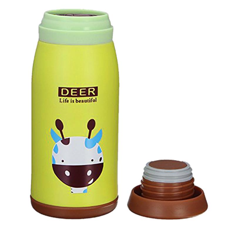 Vakuum-Isolierflasche-Thermosflasche-Travel-Mug-Wasserflasche-mit-Kreative-A8K1 Indexbild 4