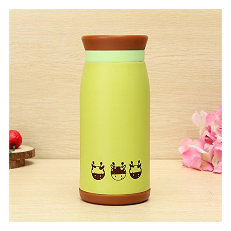 Vakuum-Isolierflasche-Thermosflasche-Travel-Mug-Wasserflasche-mit-Kreative-A8K1 Indexbild 5