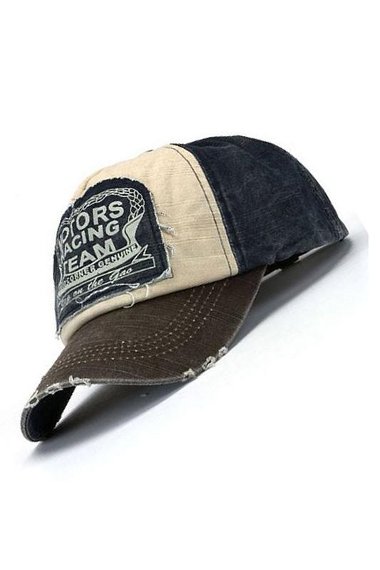 1X-Gorra-de-beisbol-de-Hip-Hop-de-reentrada-de-llano-Sombrero-ajustable-de-9M8 miniatura 3