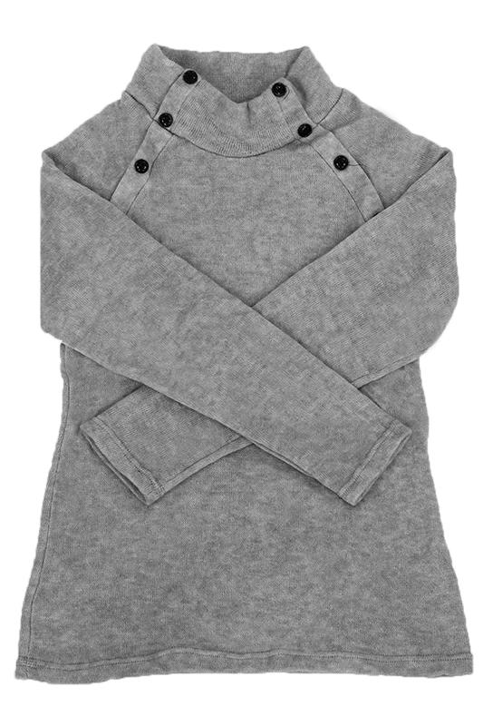 Nouveau-Mode-Hommes-Col-roule-Mince-Fit-Manches-longues-Pull-Cardigan-Chandai-Q2 miniature 5