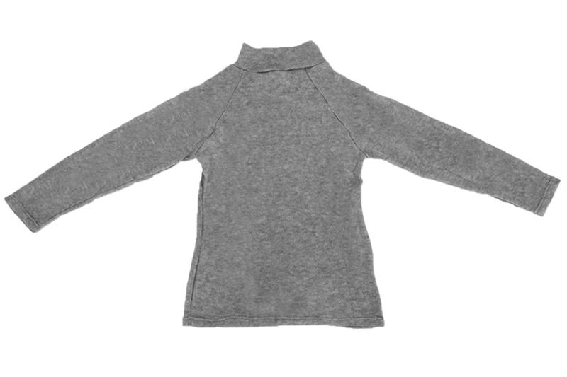 Nouveau-Mode-Hommes-Col-roule-Mince-Fit-Manches-longues-Pull-Cardigan-Chandai-Q2 miniature 6