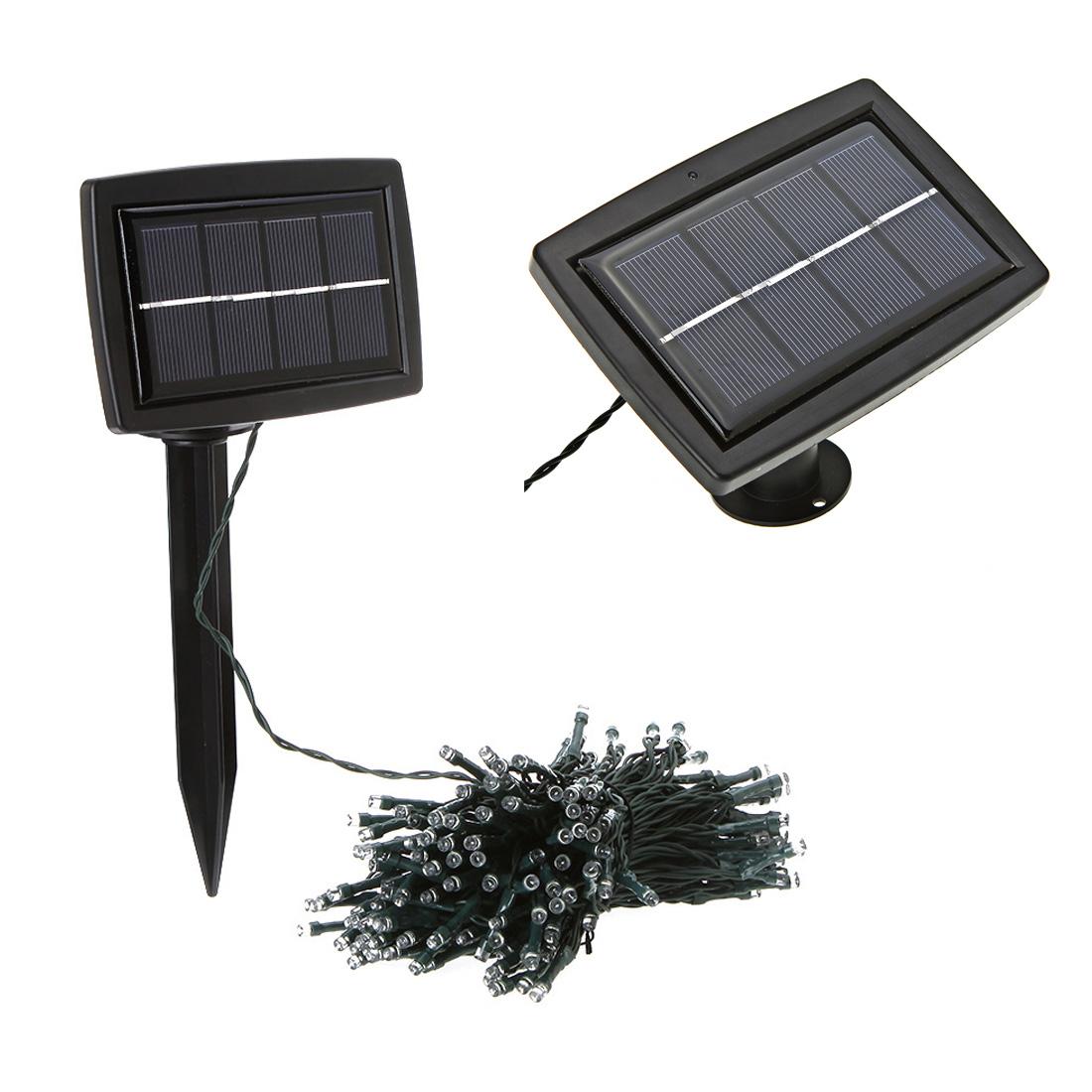 Solar Power 200 LED Fairy Licht fuer Weihnachten Hochzeitsparty ...