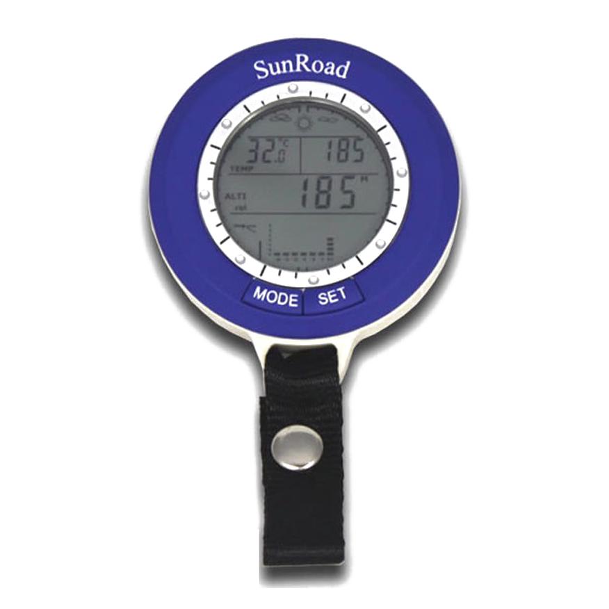 Sunroad sr204 mini barometer digital lcd fishing fishing for Barometer and fishing