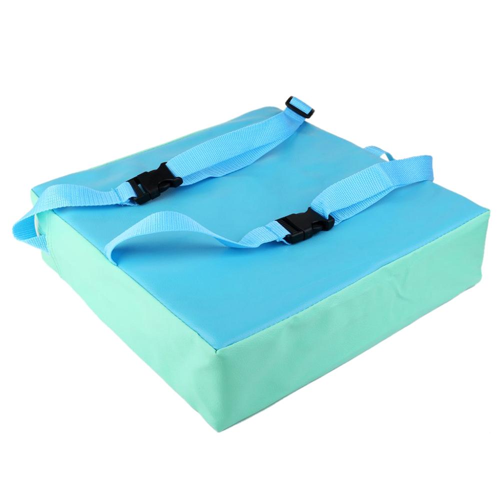 2x laptop mittagessen kinder einschuss stuhlkissen stuehle gruen blau u6n6 ebay. Black Bedroom Furniture Sets. Home Design Ideas
