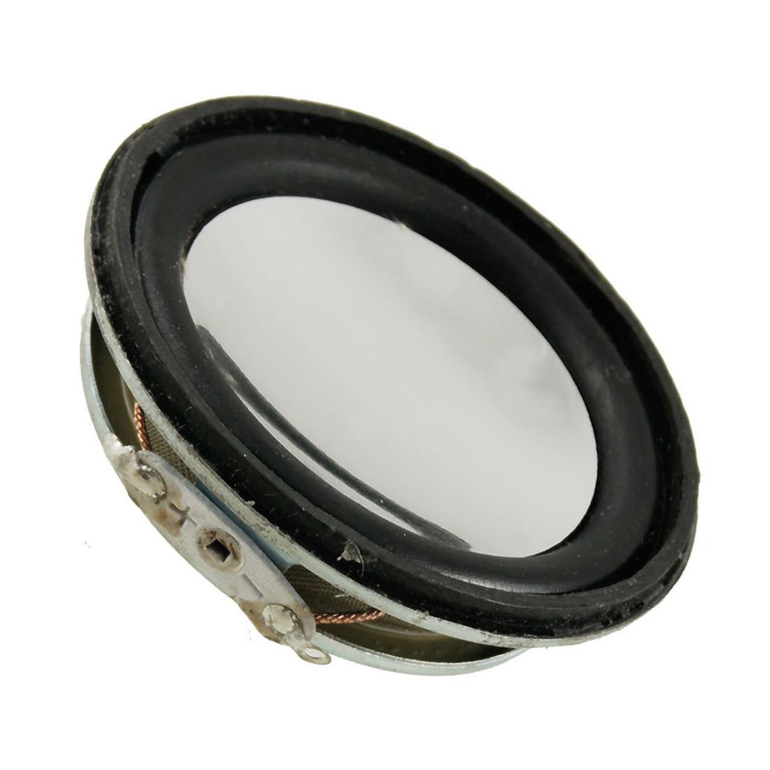 2x(Audio Equipment 4 Ohm 3W 50mm Mounting Dia Horn Midrange Speaker S8)