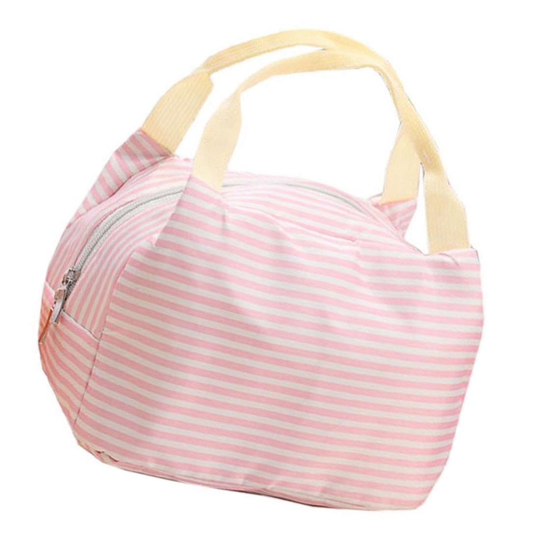 Bolsa de almuerzo bolsa termica aislada bolsa de picnic - Bolsa de almuerzo ...