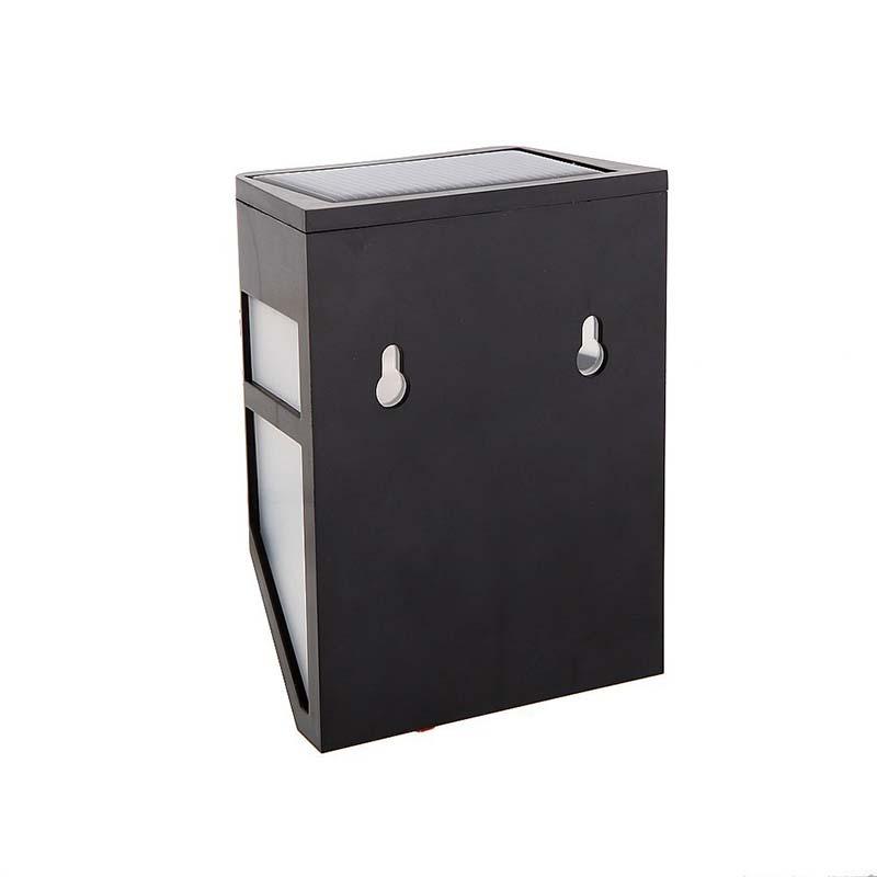10 leds solarleuchten lampe mit bewegungsmelder licht outdoor sicherheit li b6z8 ebay. Black Bedroom Furniture Sets. Home Design Ideas