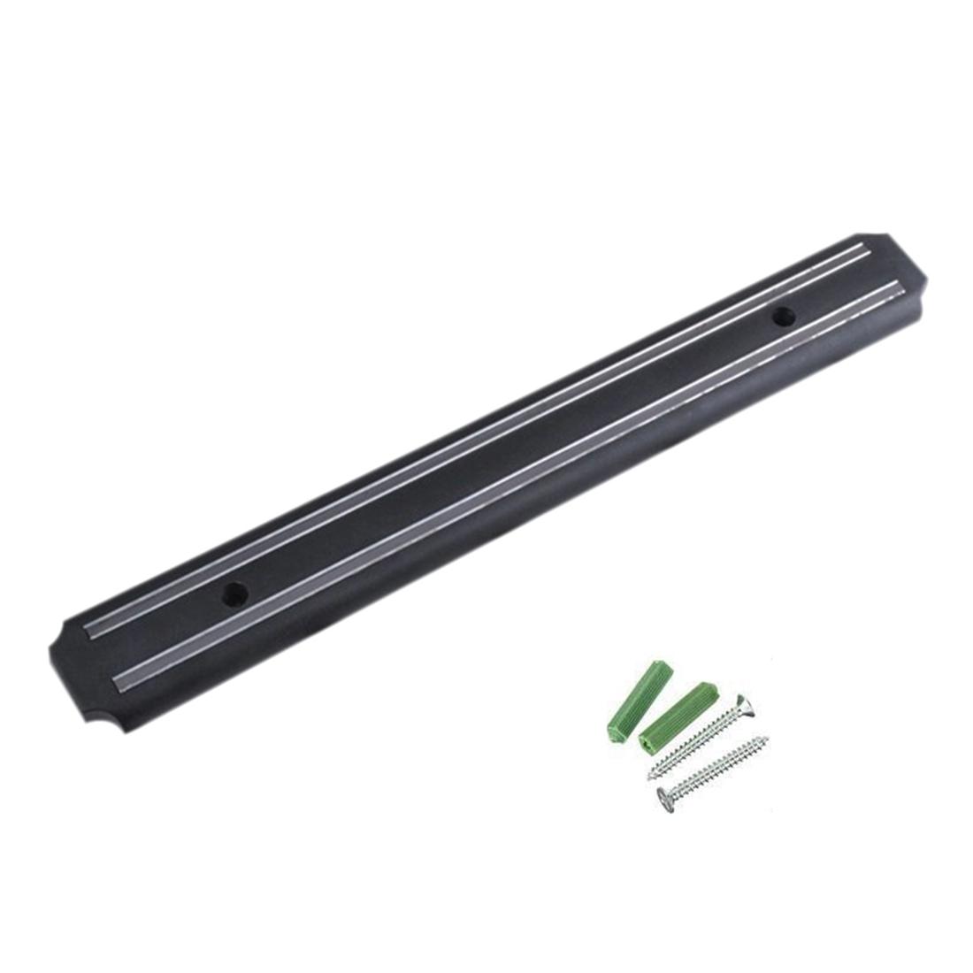 wall mounted magnetic knife storage holder chef rack strip utensil kitchen hy ebay. Black Bedroom Furniture Sets. Home Design Ideas