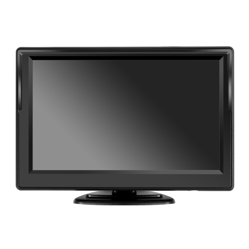 5 800 480 tft lcd hd schirm monitor fuer auto. Black Bedroom Furniture Sets. Home Design Ideas