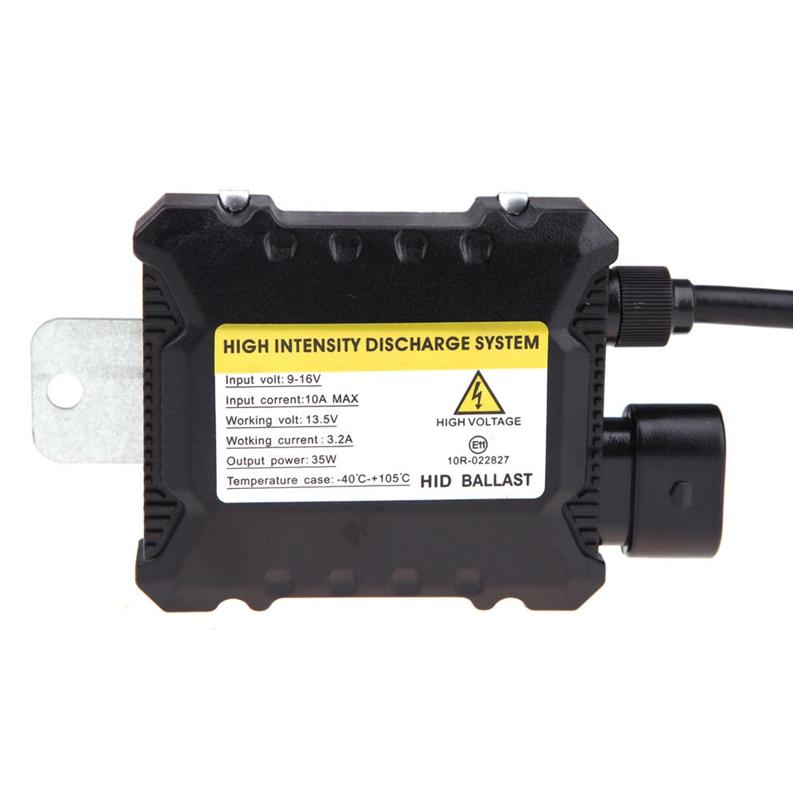 1X-2Pcs-35W-Digital-HID-Xenon-Conversion-Ballast-Replacement-Slim-All-Bulbs-B5I9 thumbnail 3