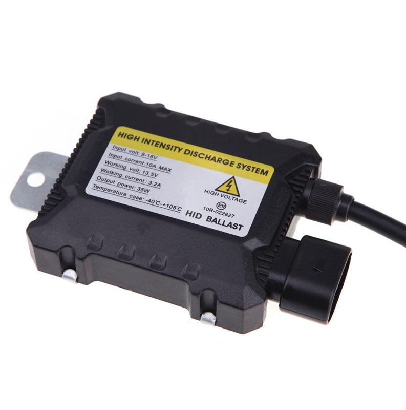 1X-2Pcs-35W-Digital-HID-Xenon-Conversion-Ballast-Replacement-Slim-All-Bulbs-B5I9 thumbnail 5