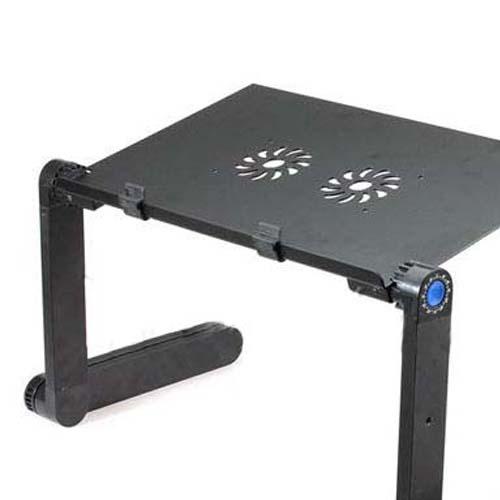 Portatil escritorio mesa de ordenador portatil computadora pc cama sofa band pb ebay - Mesa portatil ordenador ...