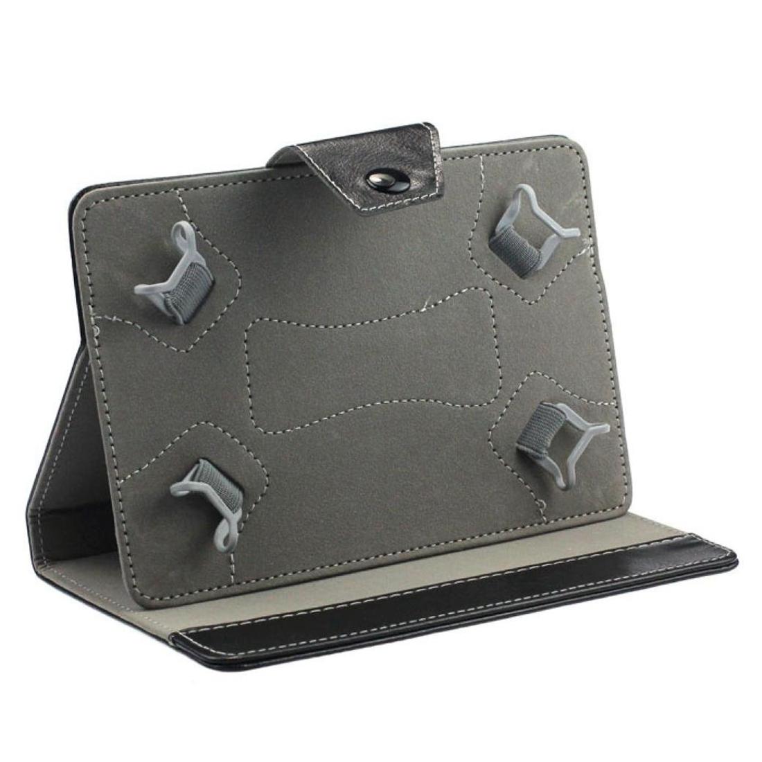 10 tablet pc abdeckung pu leder kristall gehaeuse unterstuetzung schwarz i2c6 ebay. Black Bedroom Furniture Sets. Home Design Ideas