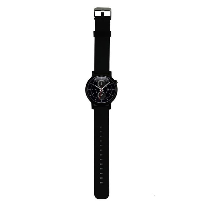 1X-Fitness-Sport-Silikon-Uhrenarmband-mit-einer-Schnalle-aus-Stahl-S2-SamsuI5S6 Indexbild 4