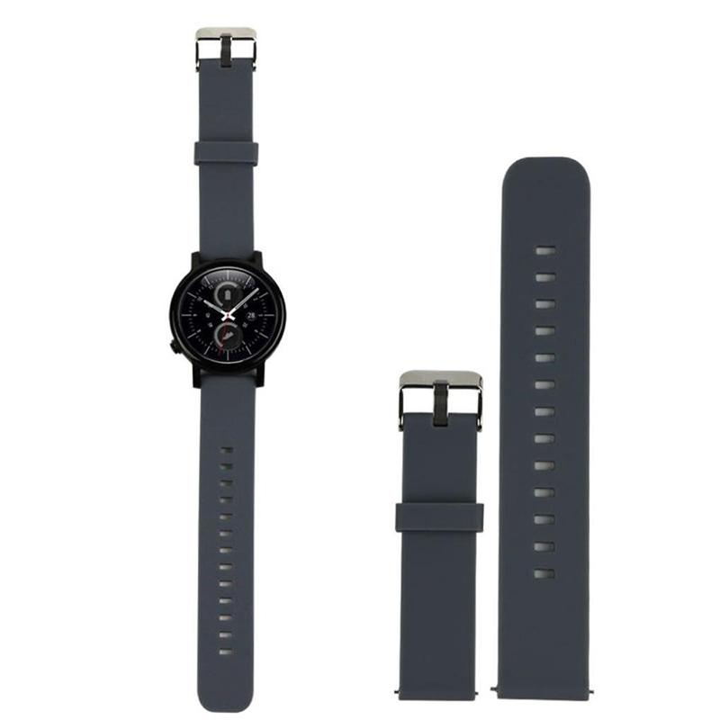 1X-Fitness-Sport-Silikon-Uhrenarmband-mit-einer-Schnalle-aus-Stahl-S2-SamsuZ5S3 Indexbild 6