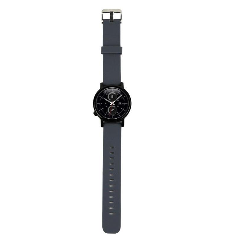 1X-Fitness-Sport-Silikon-Uhrenarmband-mit-einer-Schnalle-aus-Stahl-S2-SamsuI5S6 Indexbild 7