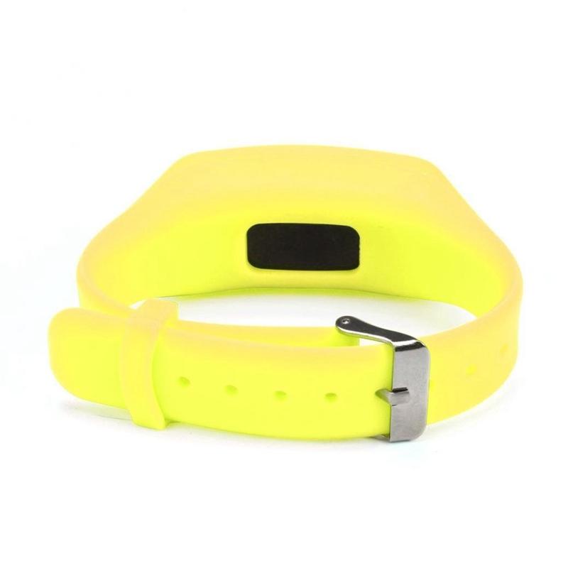 Montre-de-podometre-LED-intelligente-sportif-Montre-de-podometre-a-bracelet-S2O9 miniature 5