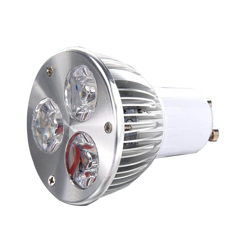 Sur Puissance Lumineux Du 12v Lampe Détails Ux Haute Dc 5x gu10 Led 3w 3 Ampoule Spot XkuOPZi