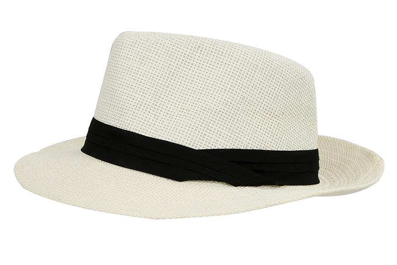 1X-Chapeau-de-soleil-Fedora-de-paille-de-loisirs-pour-les-amoureux-U1I1-hu2 miniature 8