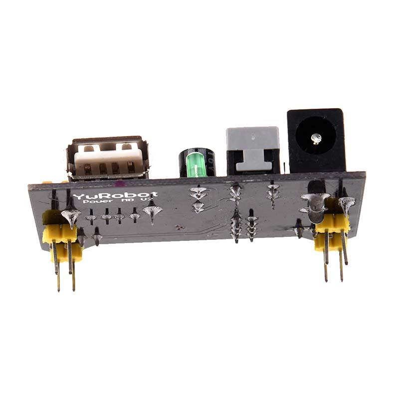Breadboard-3-3V-5V-Power-Supply-Module-3-3V-5V-For-Arduino-Board-B5W7-B5W7 thumbnail 4