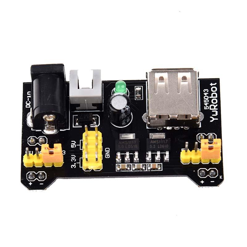 Breadboard-3-3V-5V-Power-Supply-Module-3-3V-5V-For-Arduino-Board-B5W7-B5W7