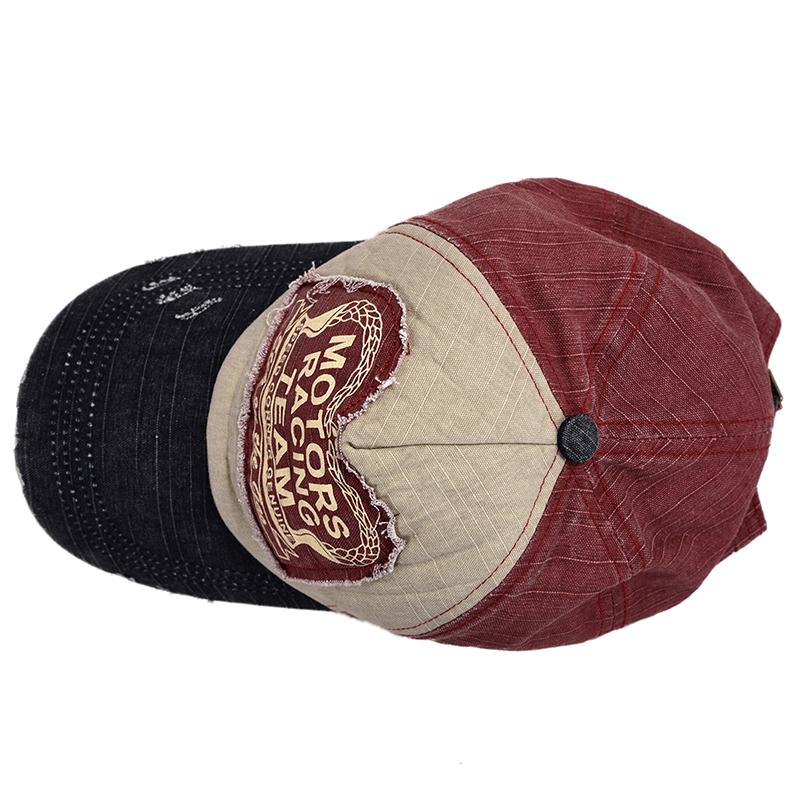 1X-Gorra-de-beisbol-de-Hip-Hop-de-reentrada-de-llano-Sombrero-ajustable-de-9M8 miniatura 8
