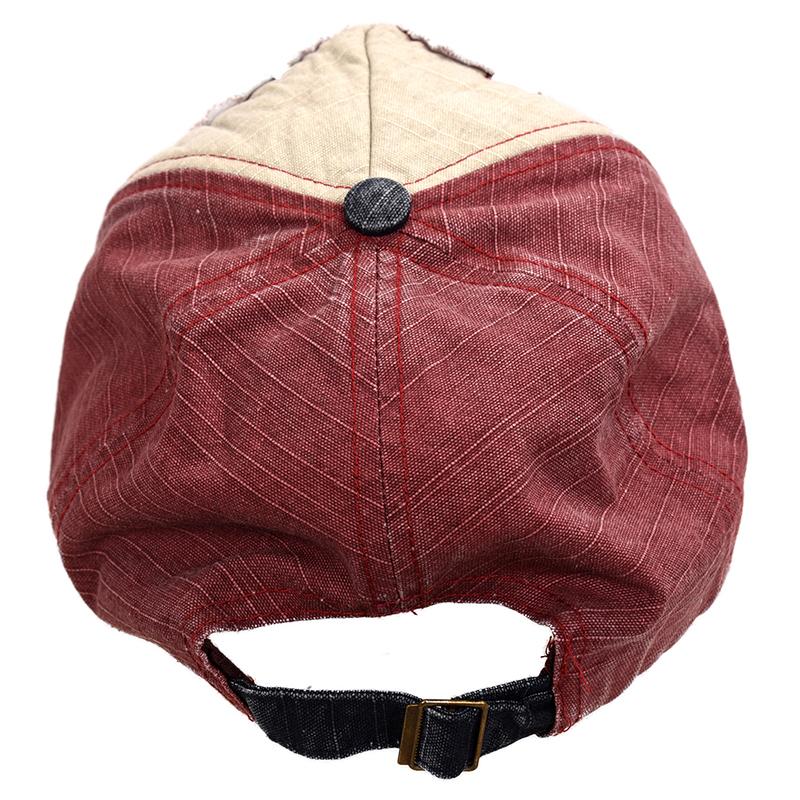 1X-Gorra-de-beisbol-de-Hip-Hop-de-reentrada-de-llano-Sombrero-ajustable-de-9M8 miniatura 9