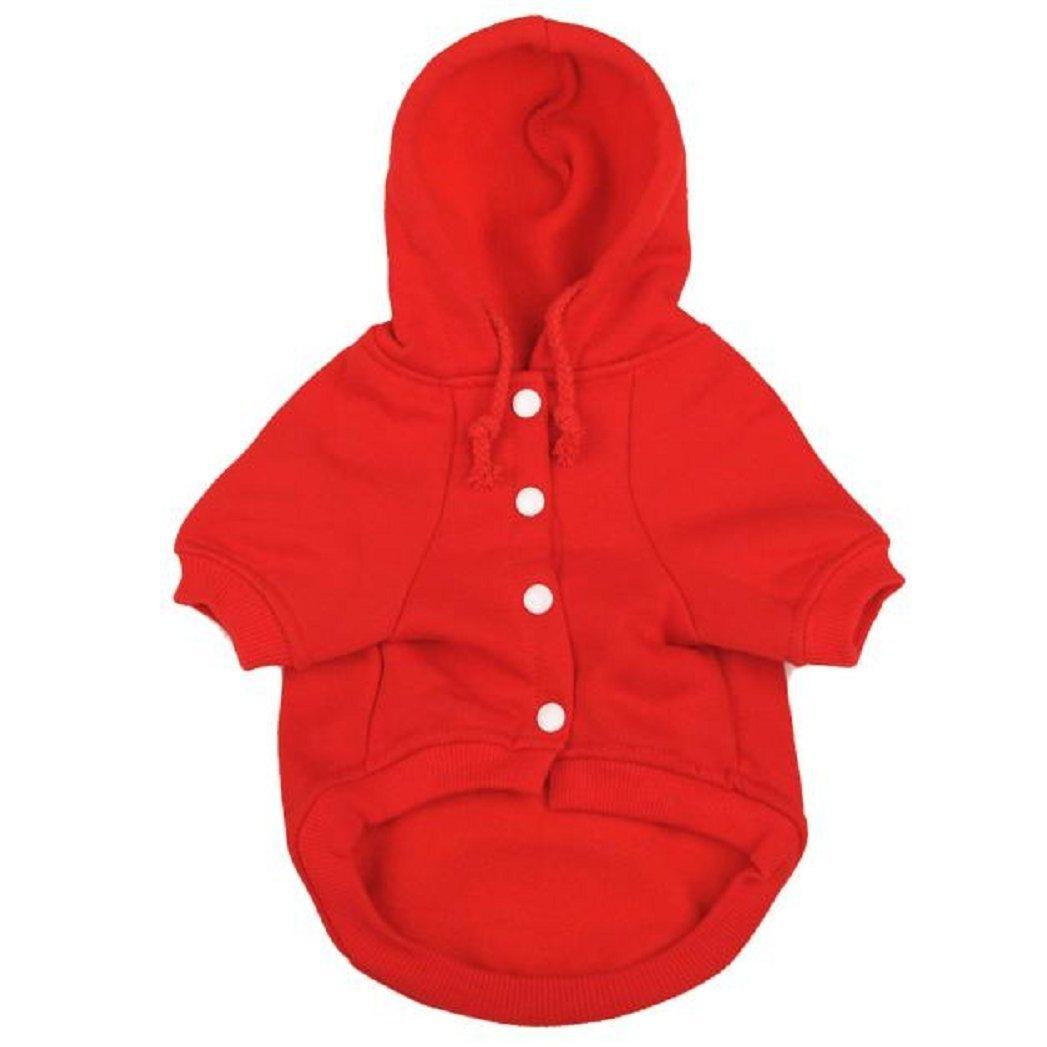 strickhundejacke mit kapuze weihnachtswelpen mantel. Black Bedroom Furniture Sets. Home Design Ideas