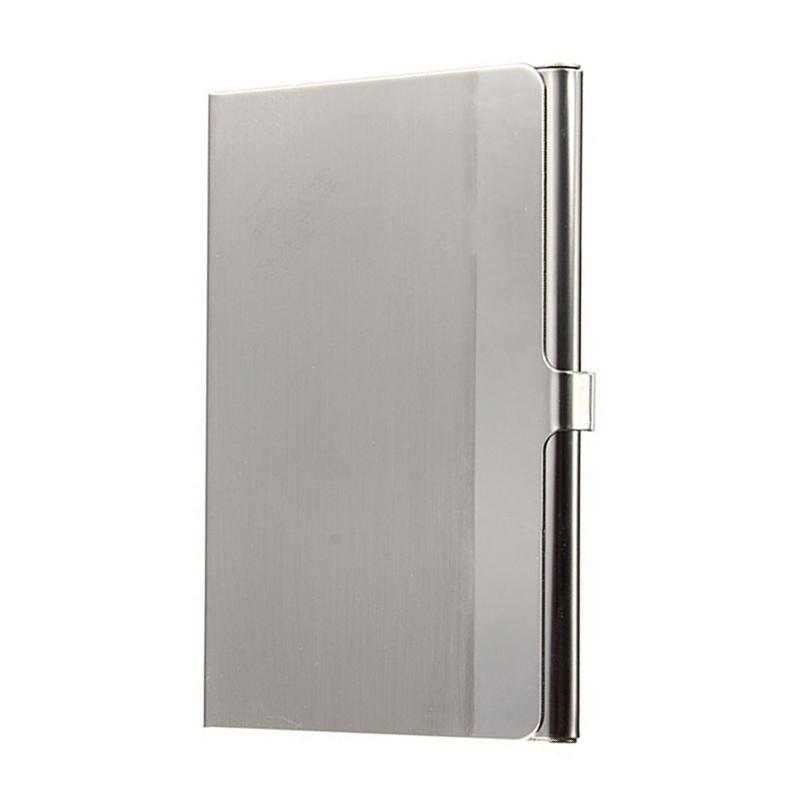 Caja-sostenedor-de-tarjeta-credito-nombre-identificacion-negocio-plata-acero-1Y5