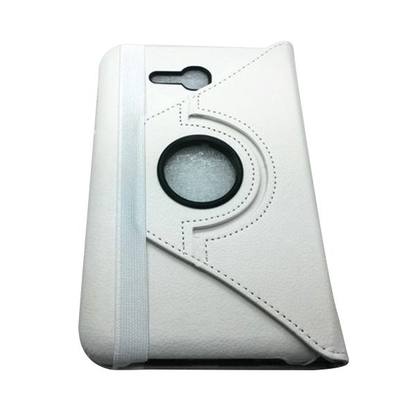 Para-Samsung-Galaxy-Tab-3-7-pulgadas-LITE-T110-T111-Soporte-de-piel-cubierta-PB miniatura 3
