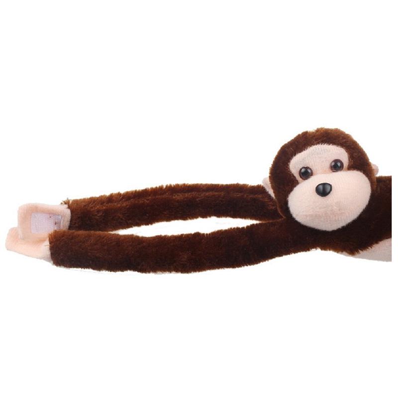 Netter Screech Gibbon Affe Pluesch Puppe Spielzeug Kinder Weihnachtsgeschen R1E1 Stofftiere