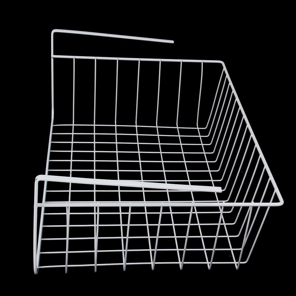 espace de rangement sous etagere panier pour etagere bibliotheque placard wt ebay. Black Bedroom Furniture Sets. Home Design Ideas