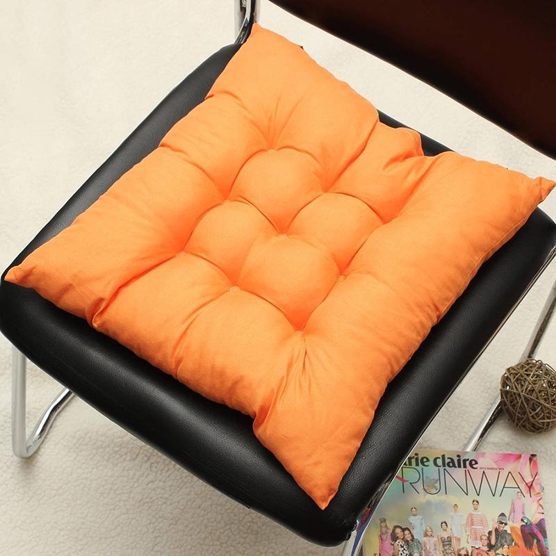 Cojin-de-silla-suave-acolchado-con-decoracion-de-enlaces-portatil-para-casa-1C8 miniatura 8