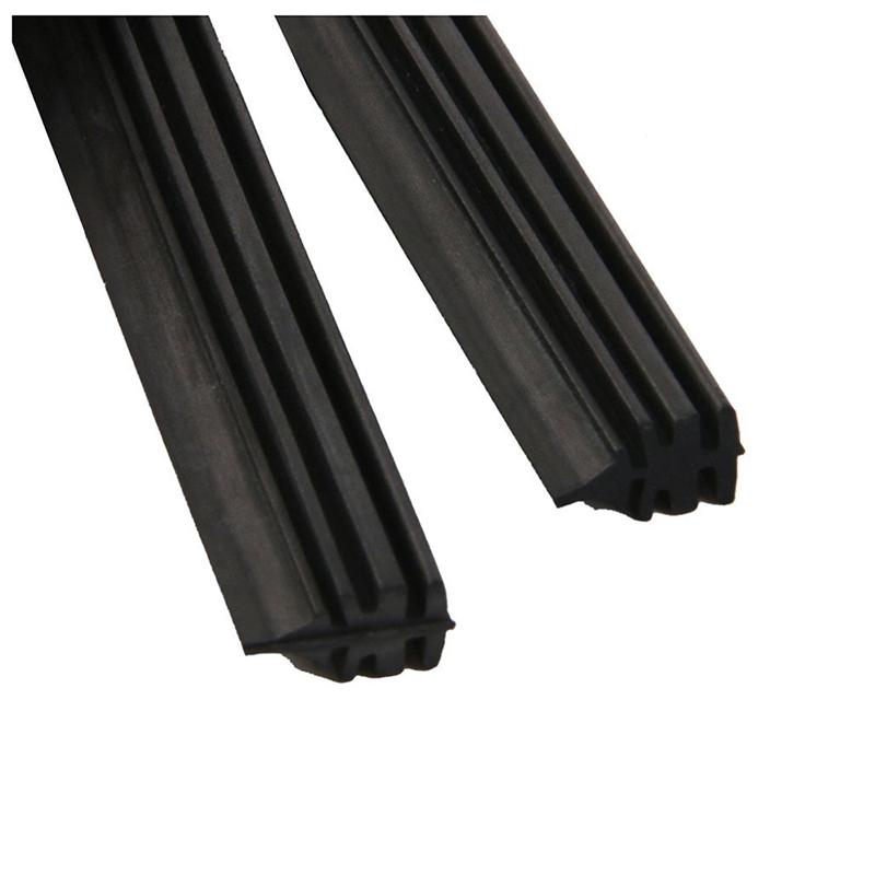1X-2-x-Tira-de-limpiaparabrisas-de-goma-universal-sin-hueso-O5A6 miniatura 7