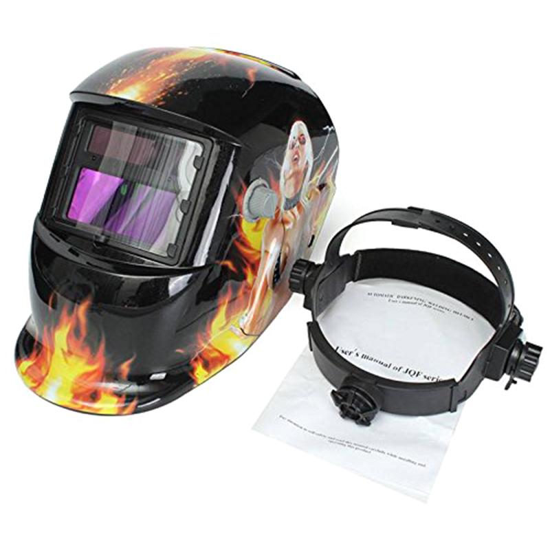 06p2 masque de soudure cagoule casque soudage solaire ebay. Black Bedroom Furniture Sets. Home Design Ideas