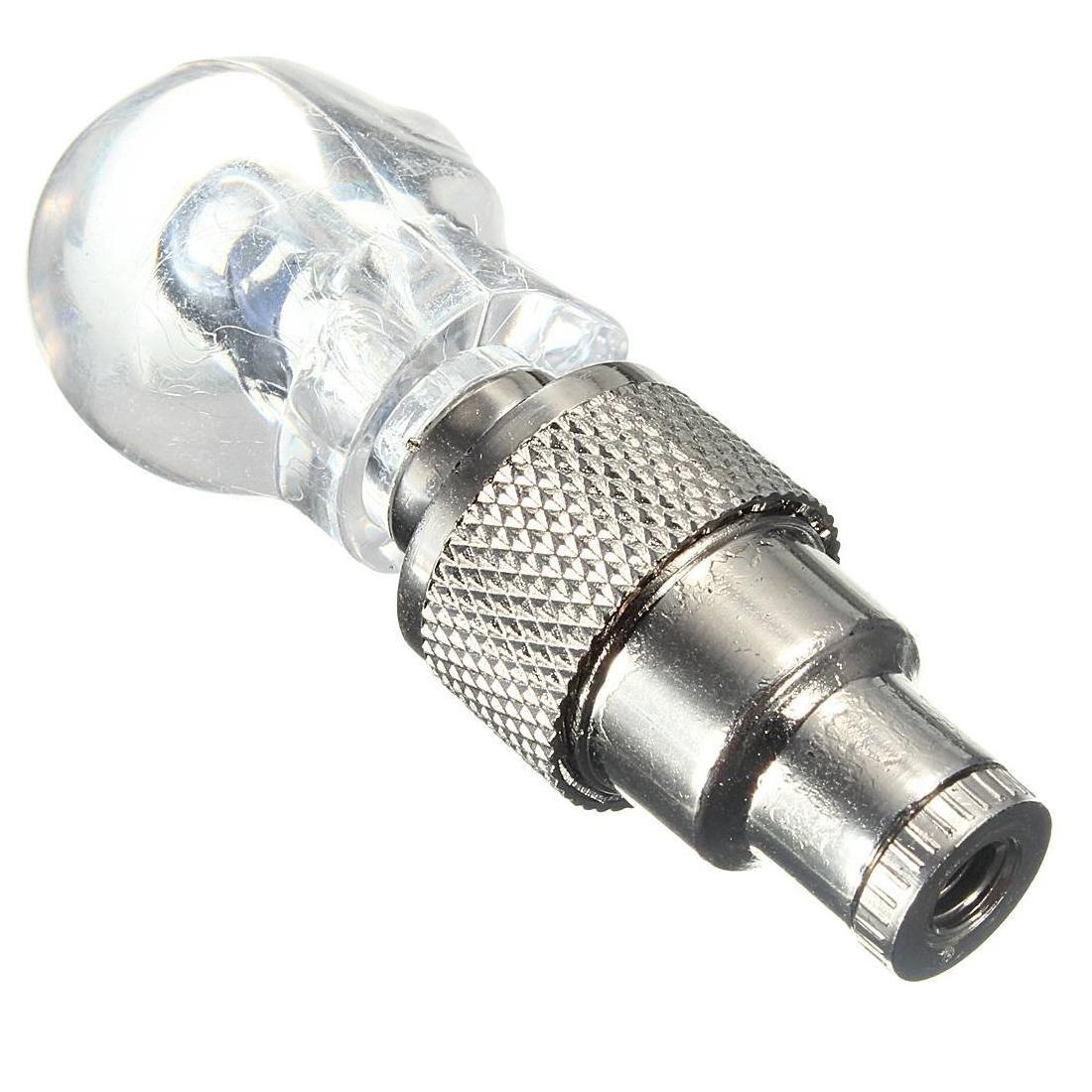 led licht ventilkappe speichenlicht f r fahrrad auto bike felgen reifen weiss et. Black Bedroom Furniture Sets. Home Design Ideas