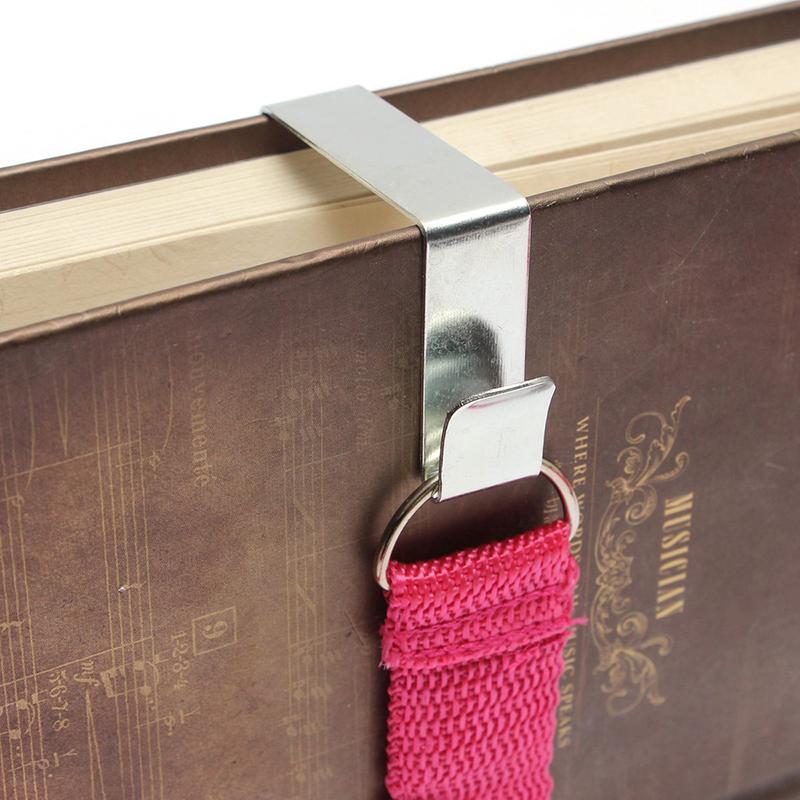 Crochet-Patere-Boucle-Reglable-Sangle-Organiseur-Bande-Laniere-de-Porte-Rang-7X2 miniature 8