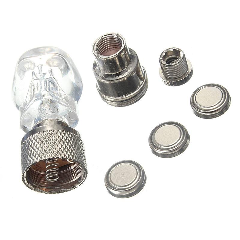 2X-Bouchon-de-Valve-Roue-Pneu-LED-Lampe-Lumineuse-Moto-Bicyclette-Velo-Voitur-14 miniature 8