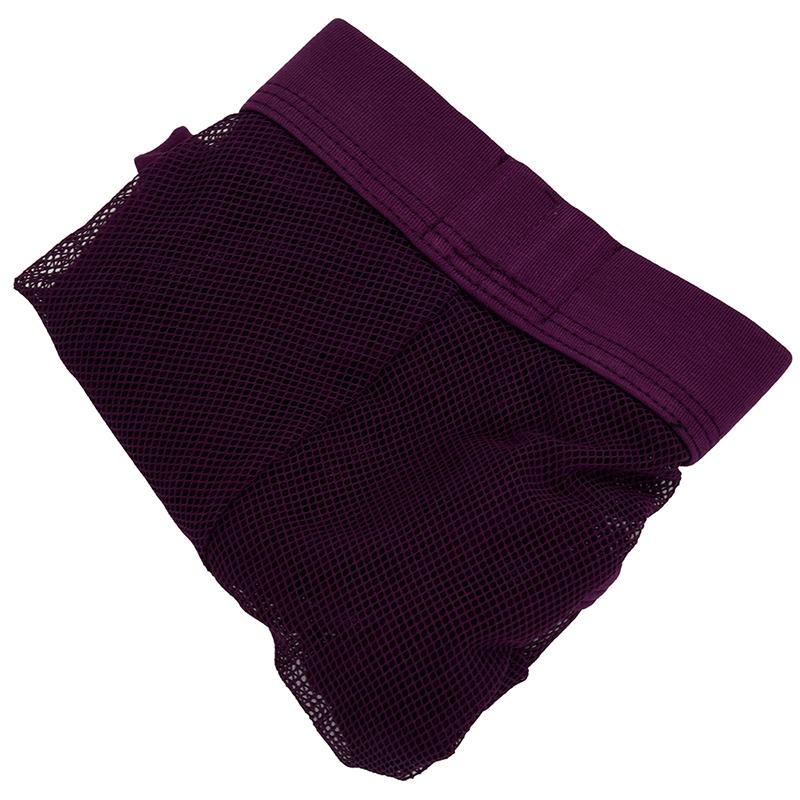 COCKCON-Masculine-Sexy-Mesh-Slim-Breathable-Boxers-Underpants-Z9Z8 thumbnail 18