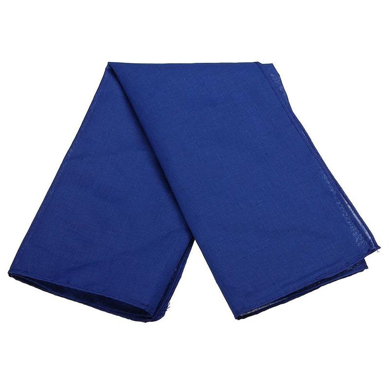 Bandana-echarpe-Foulard-d-039-ete-en-coton-unisexe-simple-coton-pour-les-femmes-N7I1 miniature 7