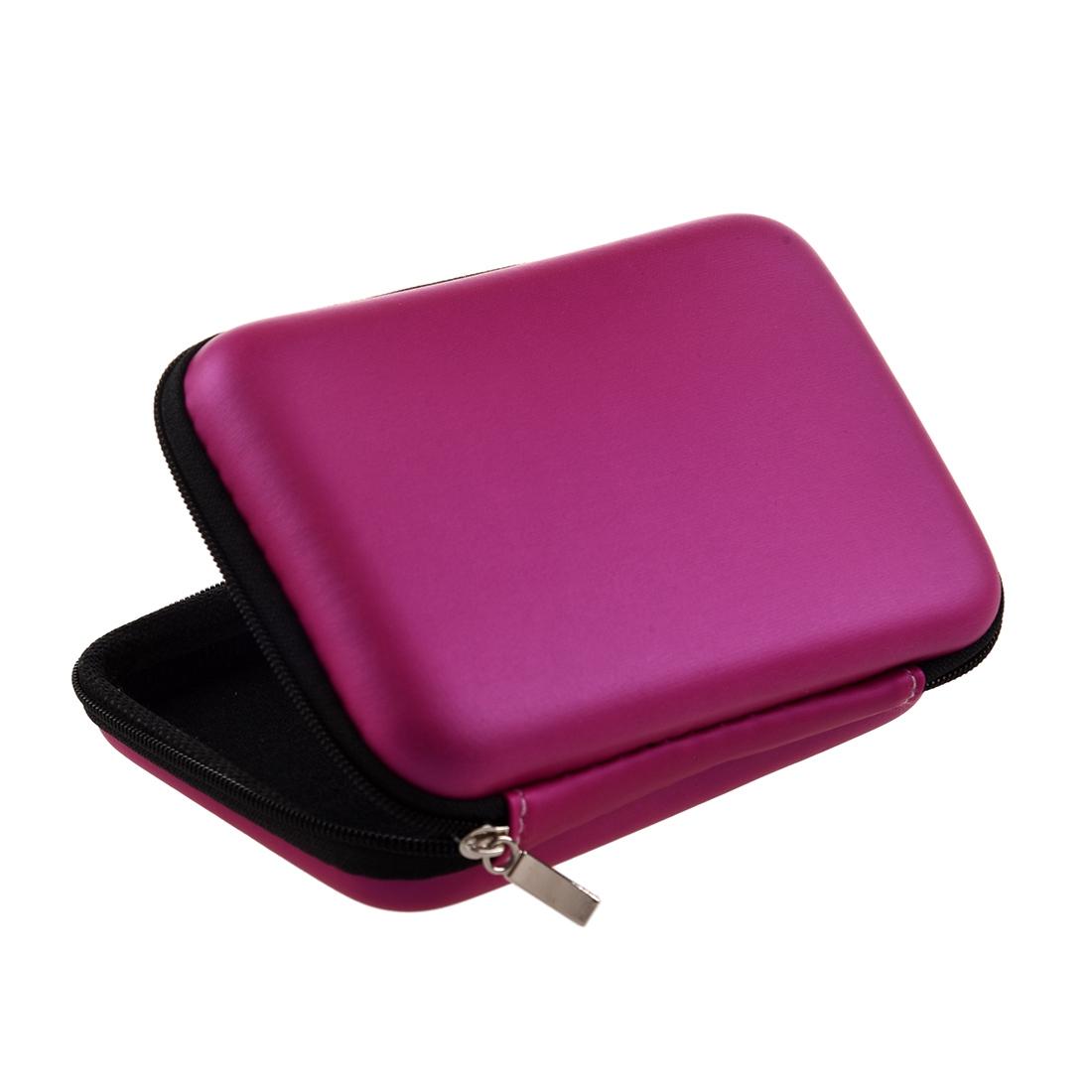 Etui case sac housse case antichoc zippe pour disque durs for Housse disque dur externe 3 5