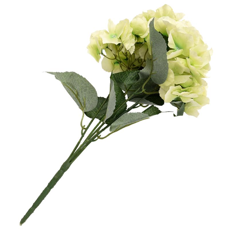 Flor-de-Hortensia-Artificial-5-Cabezas-Grandes-Ramo-Diametro-de-7-Pulgada-Q6P1 miniatura 13