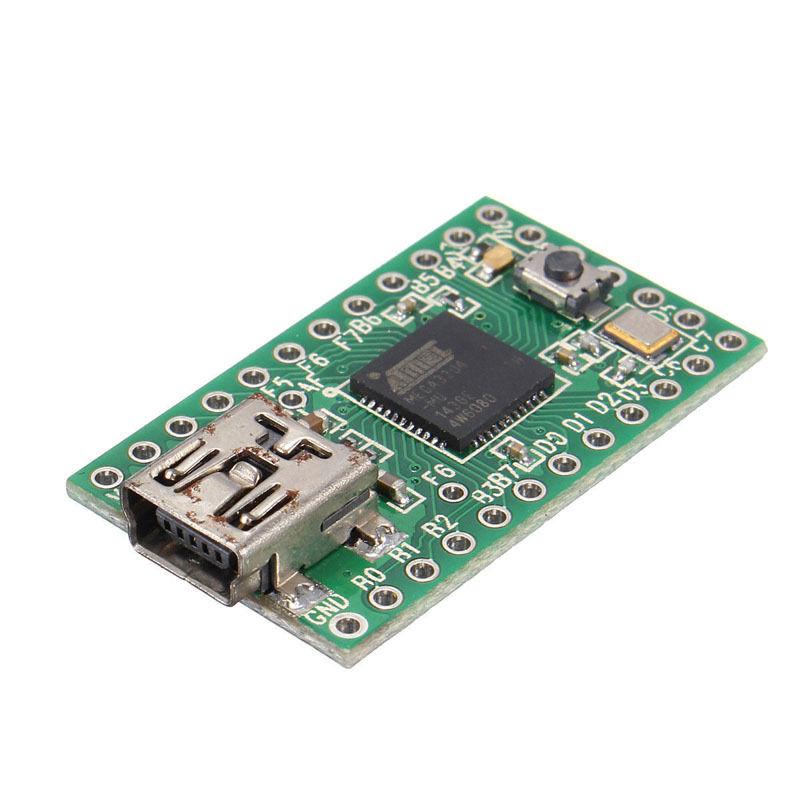 Teensy usb keyboard mouse avr arduino board mega u