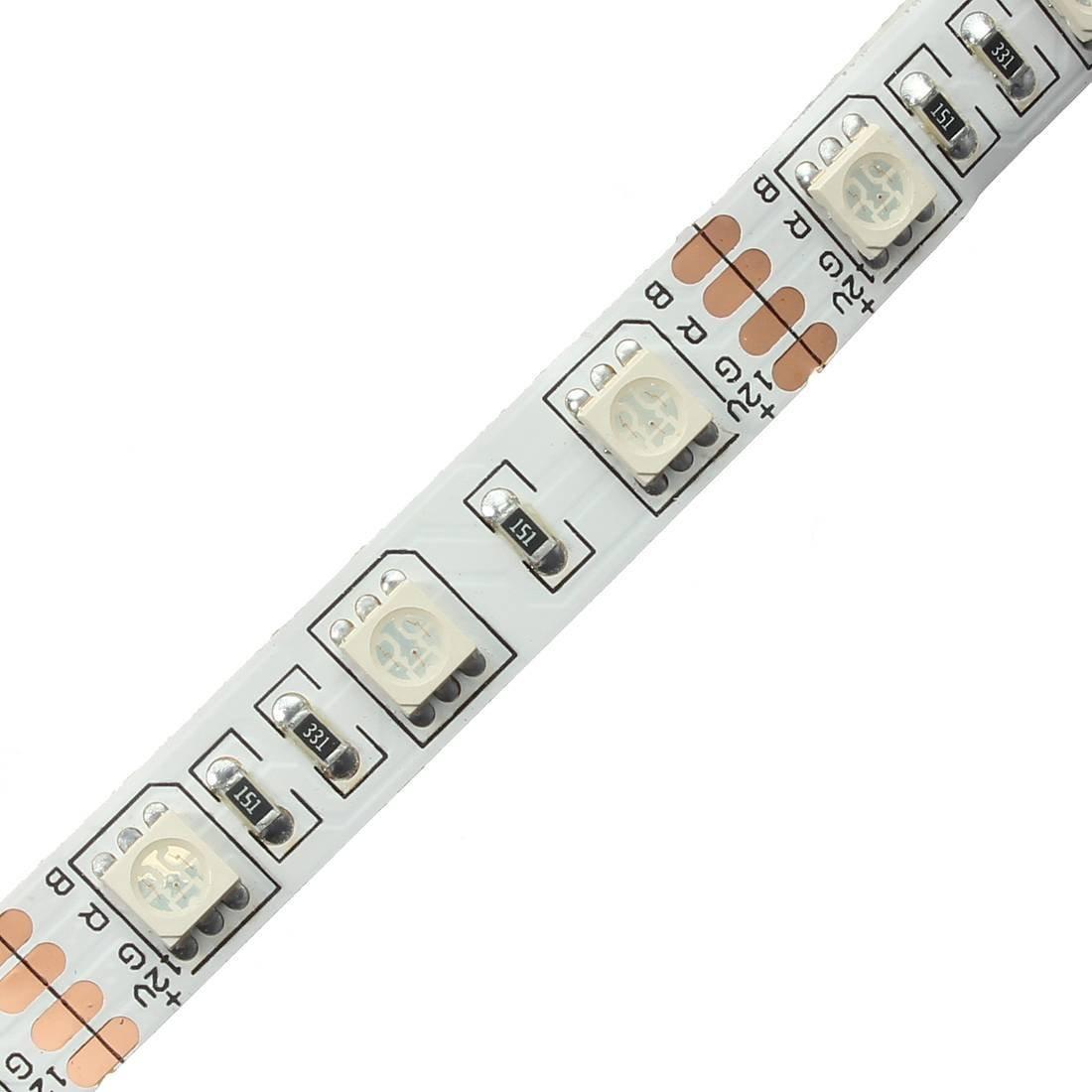 5M RGB 300 5050 LED Flexible Light Strip Non-waterproof DC12V D3C4 | eBay