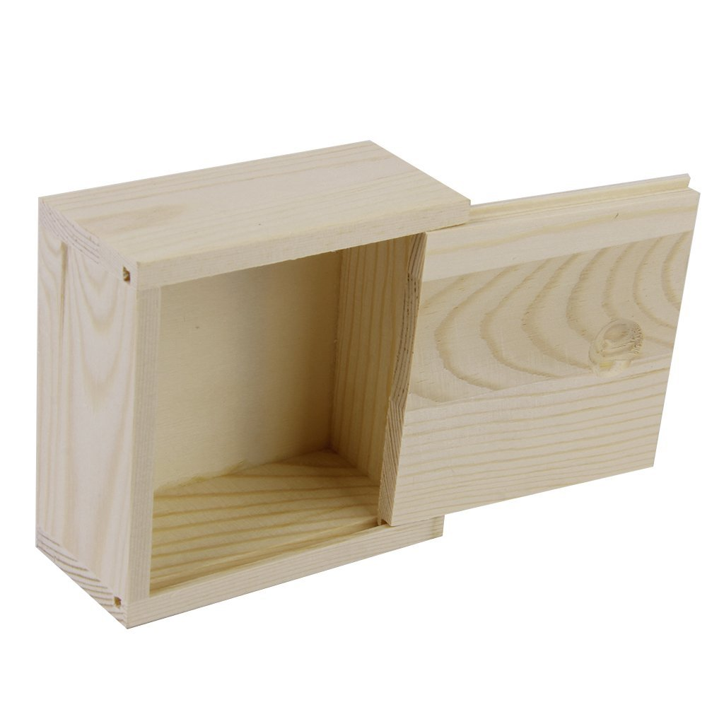 how to make a small wooden storage box